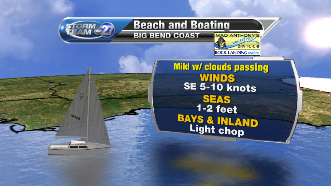 Beach and Boating forecast A (04/21/2017)
