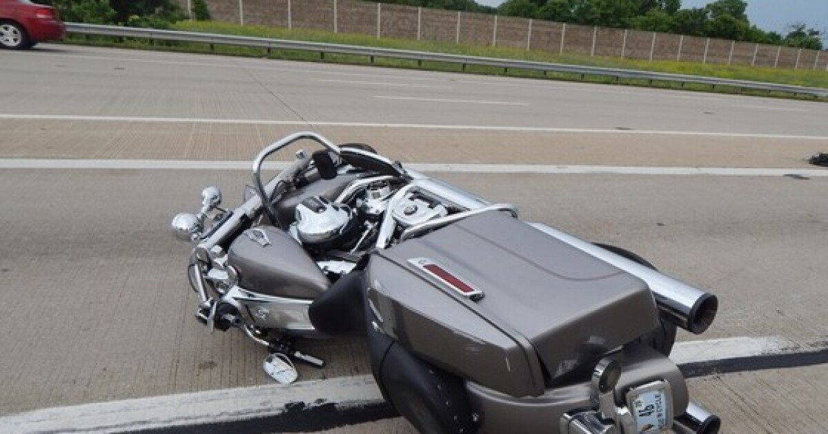Indianapolis man killed in motorcycle crash on east side