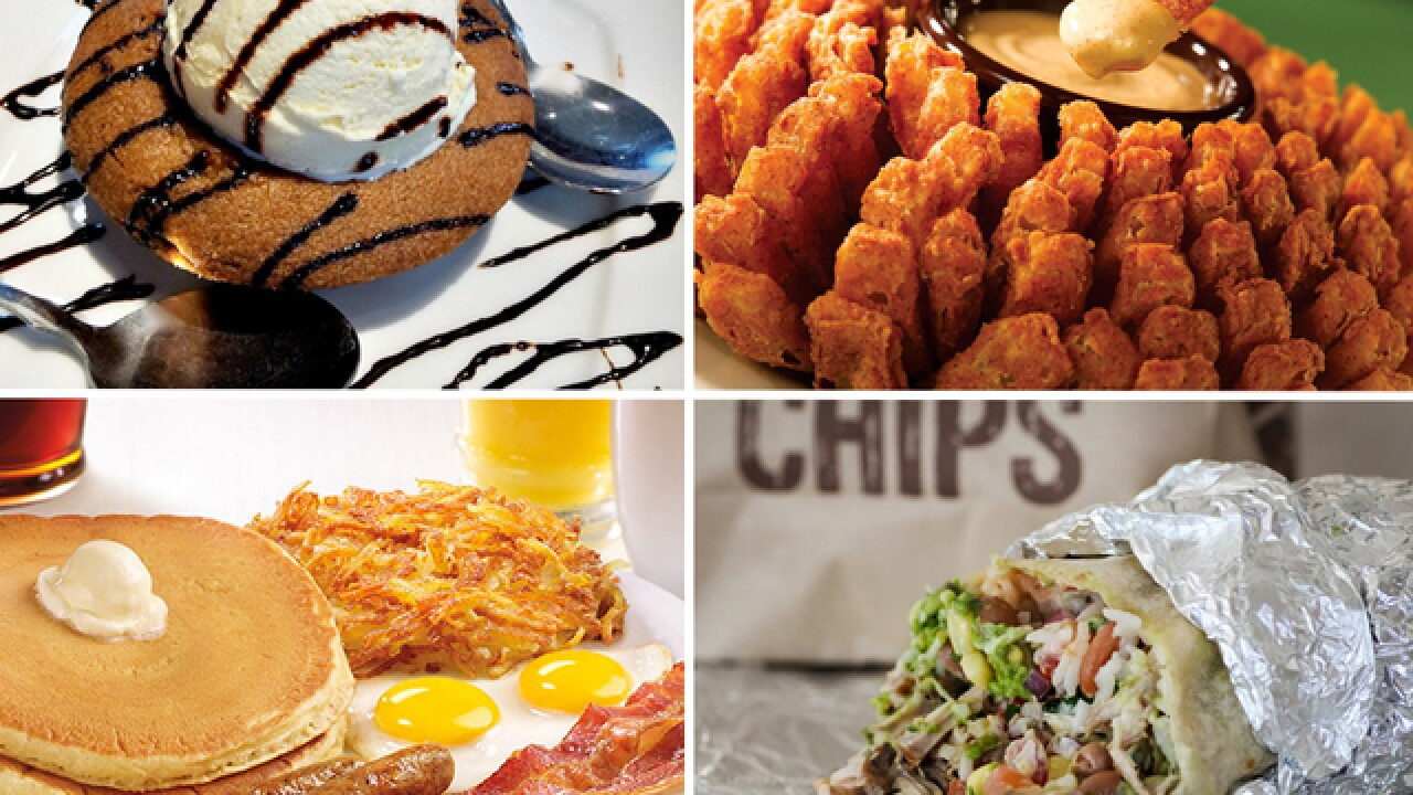 These Are The Best Veterans Day Restaurant Freebies