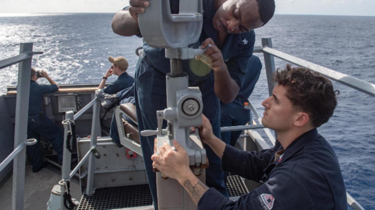 U.S. Navy photo by Mass Communication Specialist 3rd Class Christine Montgomery
