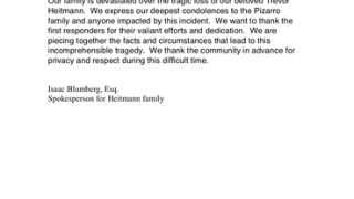 YouTuber's family releases statement, offers condolences to crash victims