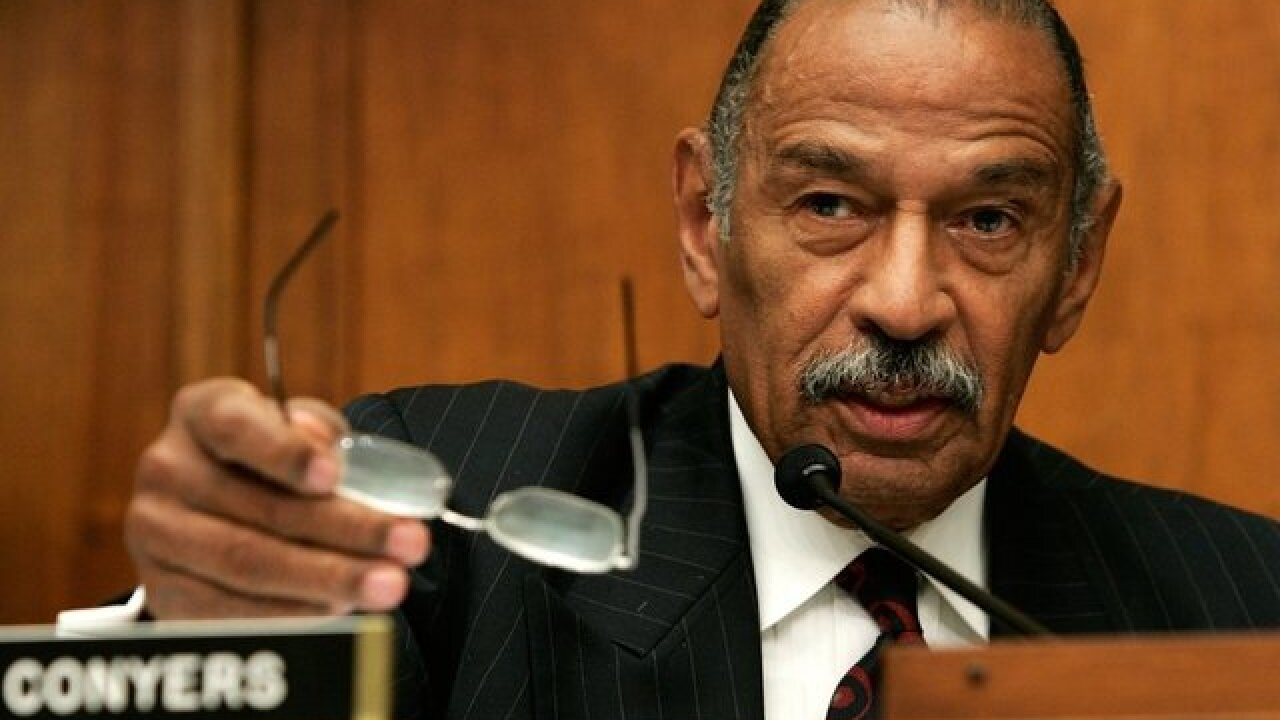 Conyers in hospital for stress-related illness