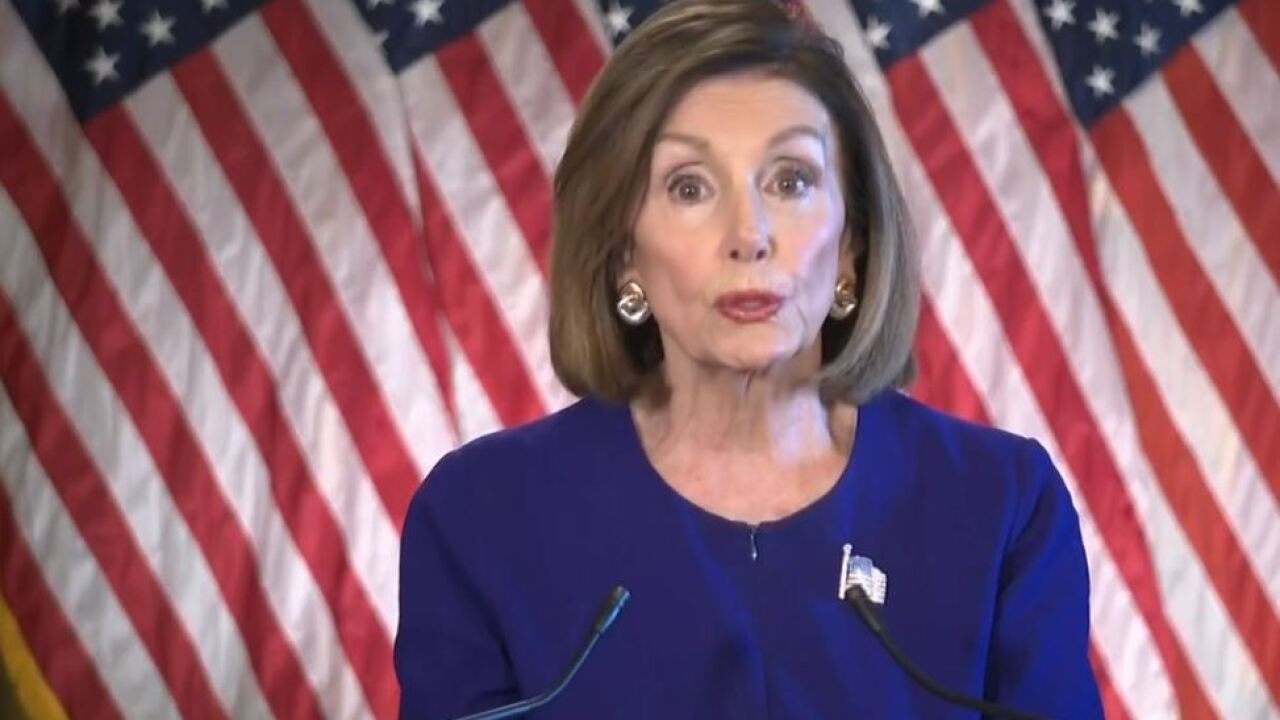 Pelosi says House not voting on impeachment managers Friday as Senate trial delay continues