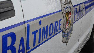 Off-duty Baltimore Police officer shoots at man attempting to break into his car