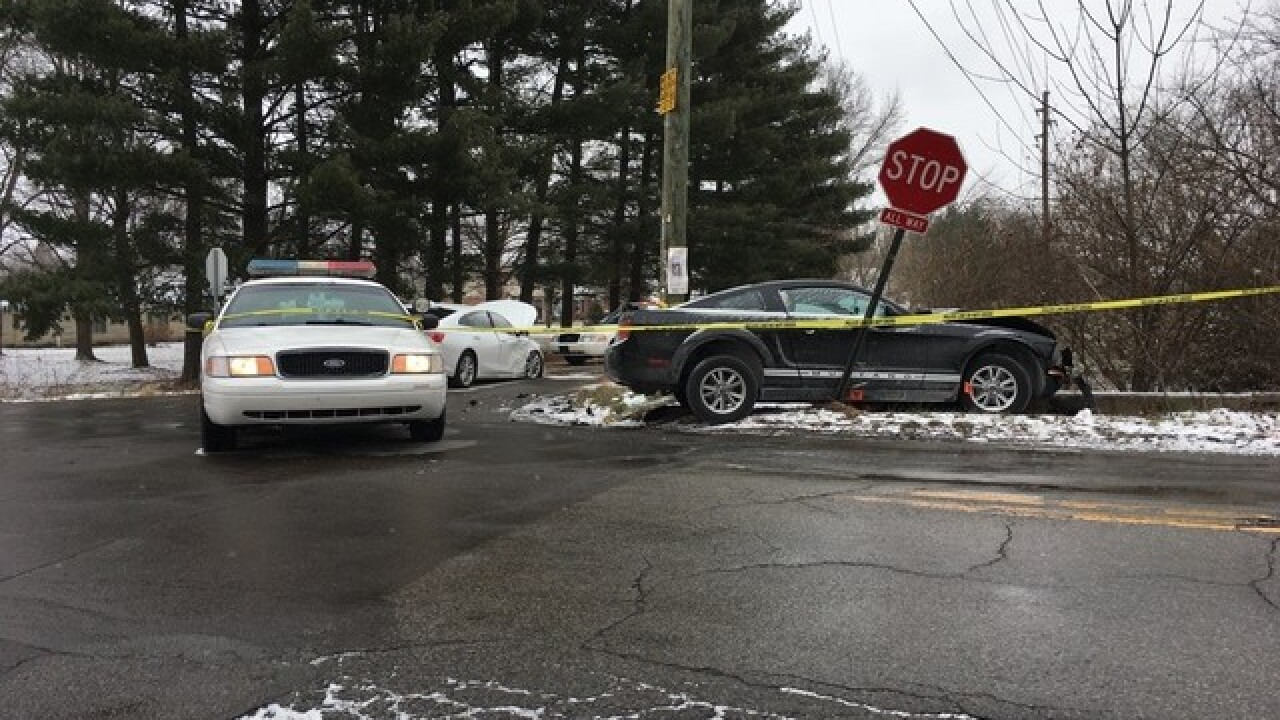 Lawrence police shoot suspect in carjacking