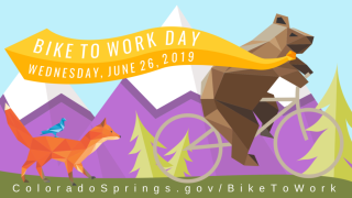 Join KOAA News5 Today for Bike to Work Day