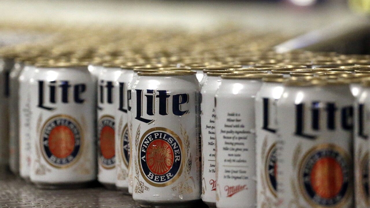 First coins, now aluminum cans? Why some beer may be hard to find