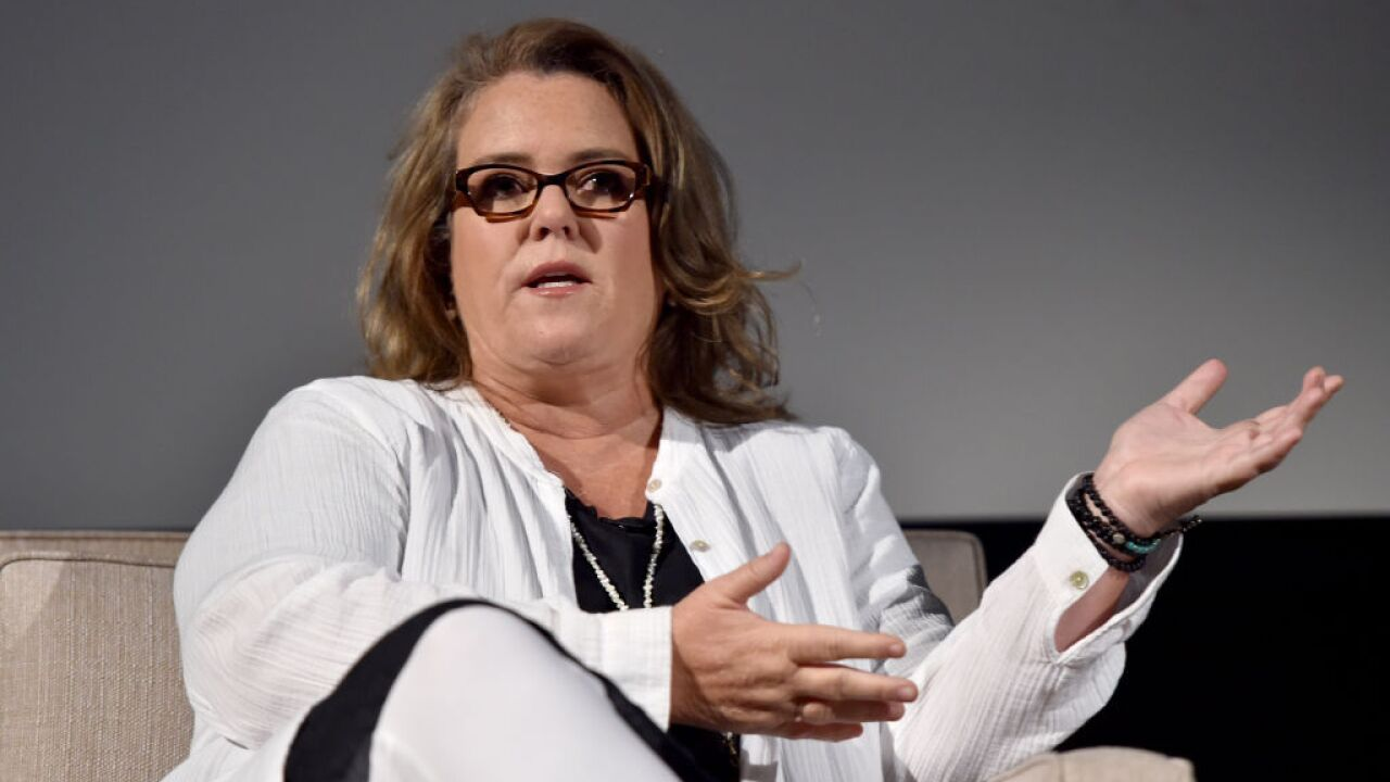 Rosie O'Donnell goes public with allegations her father sexually abused her