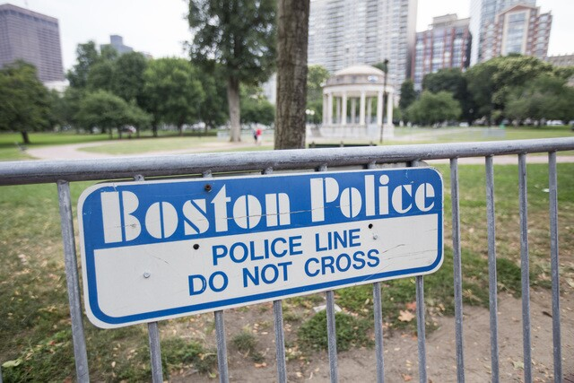 Photos: Boston, other cities hold marches after Charlottesville violence