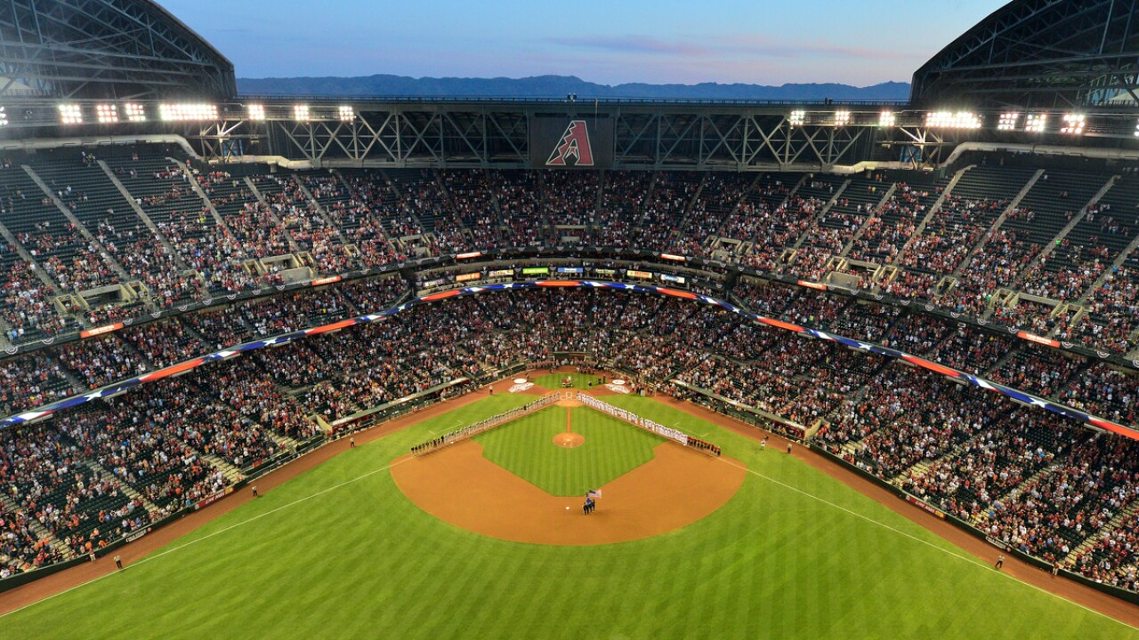 MLB: San Francisco Giants vs Arizona Diamondbacks