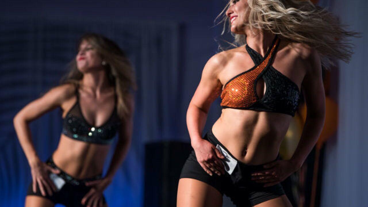 See Ben-Gals cheerleader tryouts in video/photos