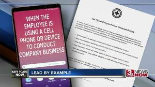 Businesses to stand against distracted driving