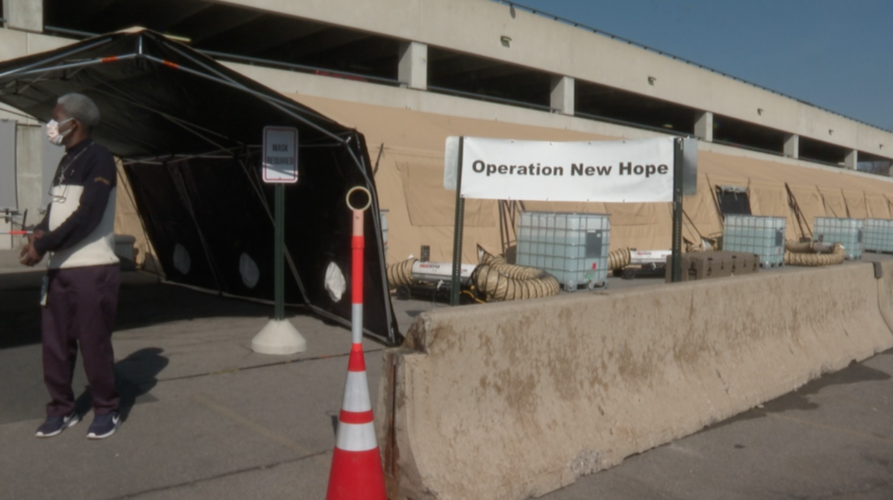 Operation New Hope exterior