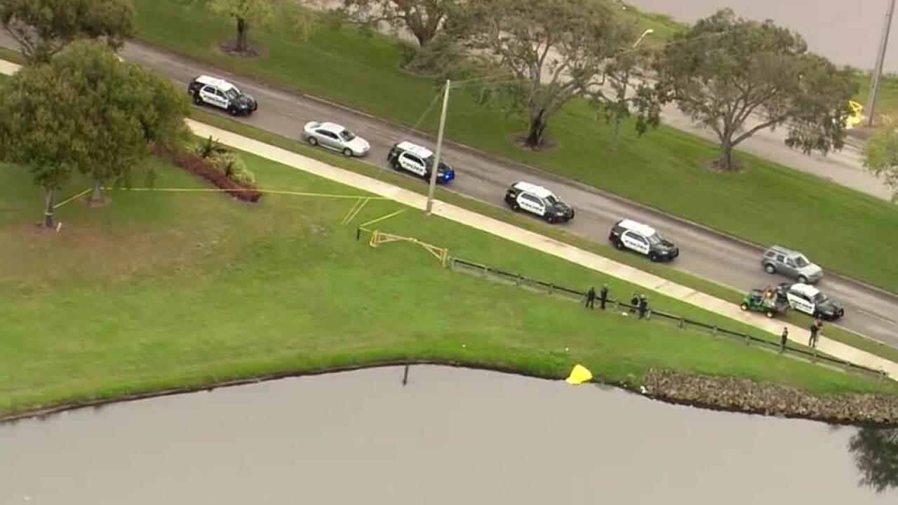 Body found in canal in West Palm Beach