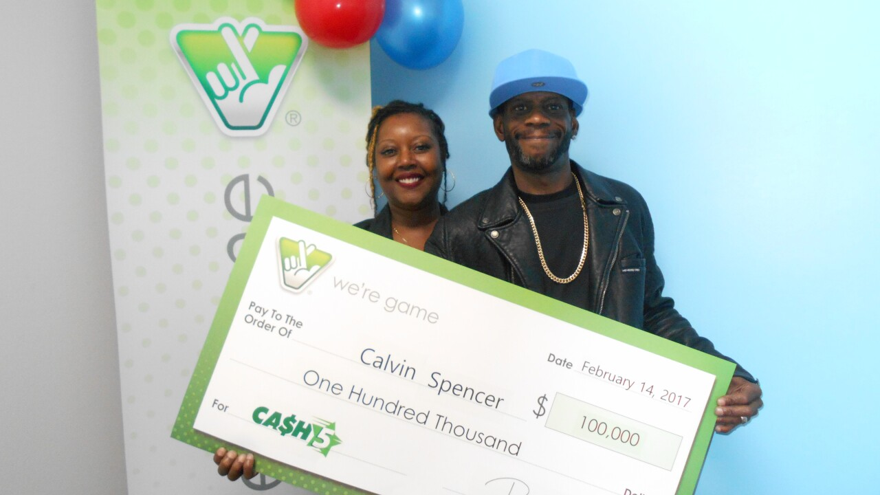 Portsmouth couple wins lottery for fourth time!