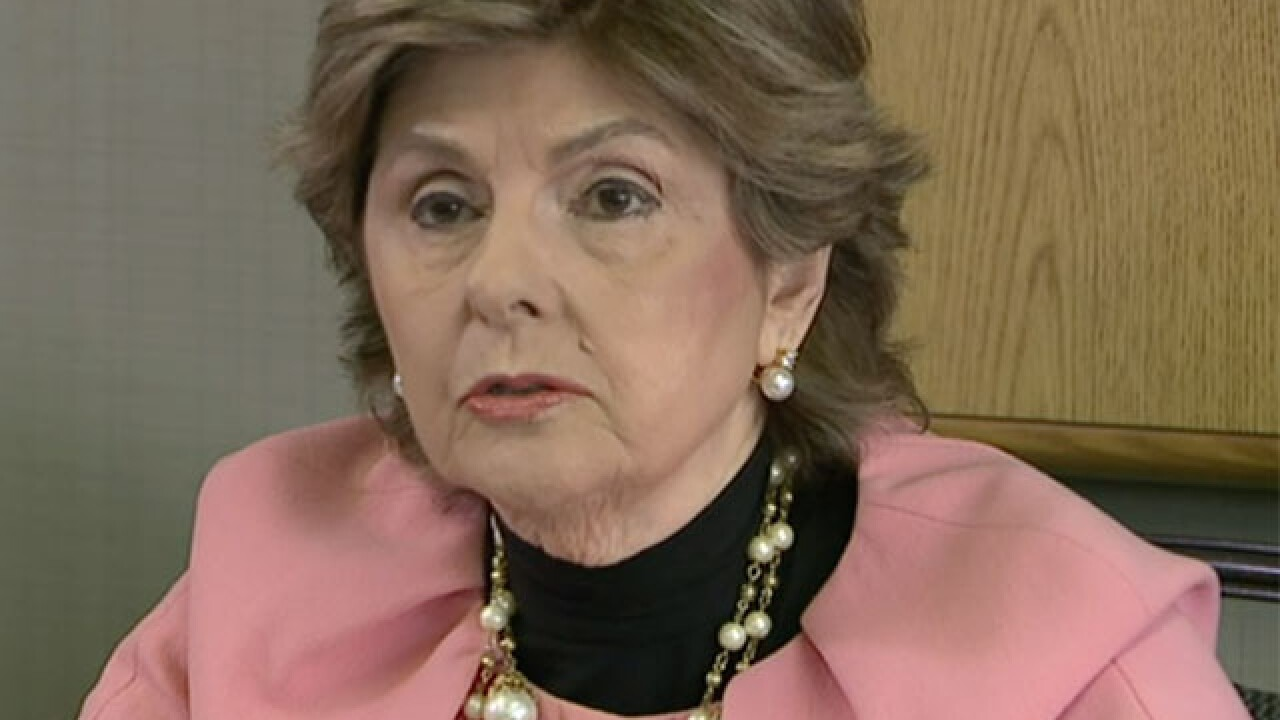 Gloria Allred is in CLE on behalf of UH victims