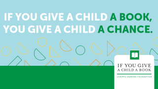 """""""If You Give a Child a Book"""" campaign raising funds to help Helena students"""