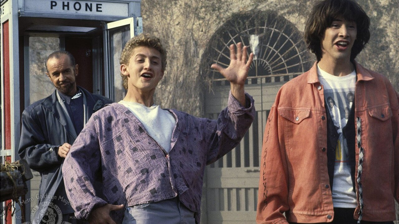 A new 'Bill & Ted' movie is actually happening