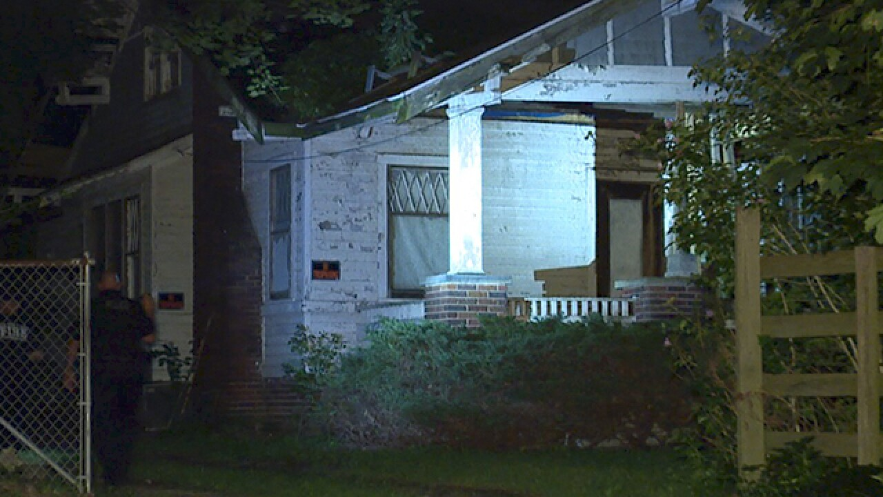 Man found dead under debris of Olmsted Twp home