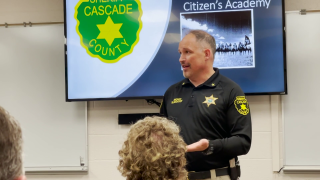 Cascade County Sheriff's Office Citizens' Academy