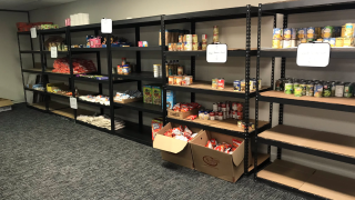 Food Pantry Library