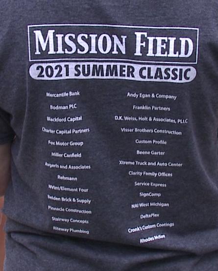 Mission Field 2021 Tournament