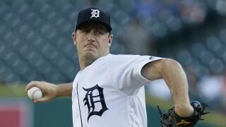 Jordan_Zimmermann_Houston Astros v Detroit Tigers
