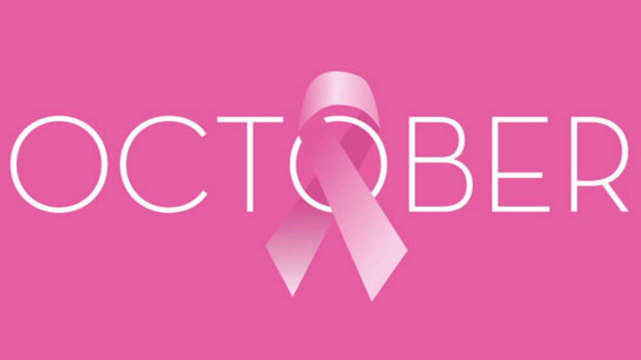 Breast Cancer Awareness Month Events Specials In Las Vegas 2018