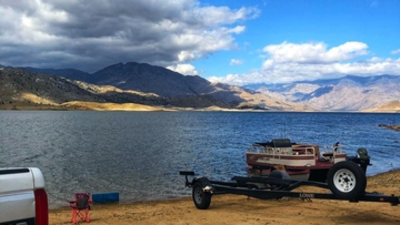 Lake Isabella Fishing Derby happening this weekend