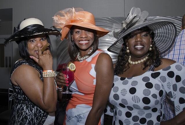 2017 Queen City Derby Party
