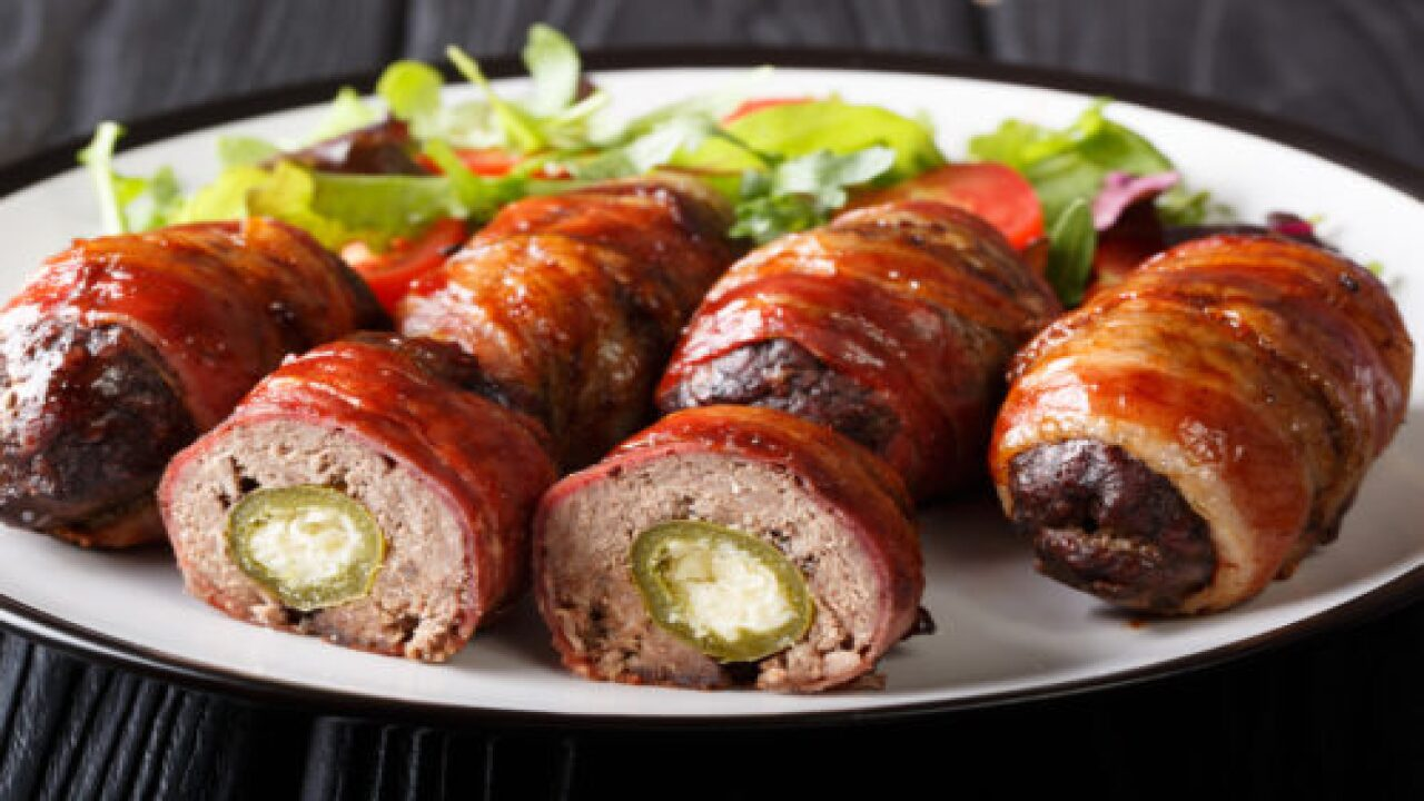 Jalapeno Popper-stuffed Meatloaf Is Perfect For A Hearty Dinner