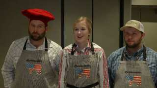 Montana Ag Network: Young entrepreneurs are excited about raising lamb
