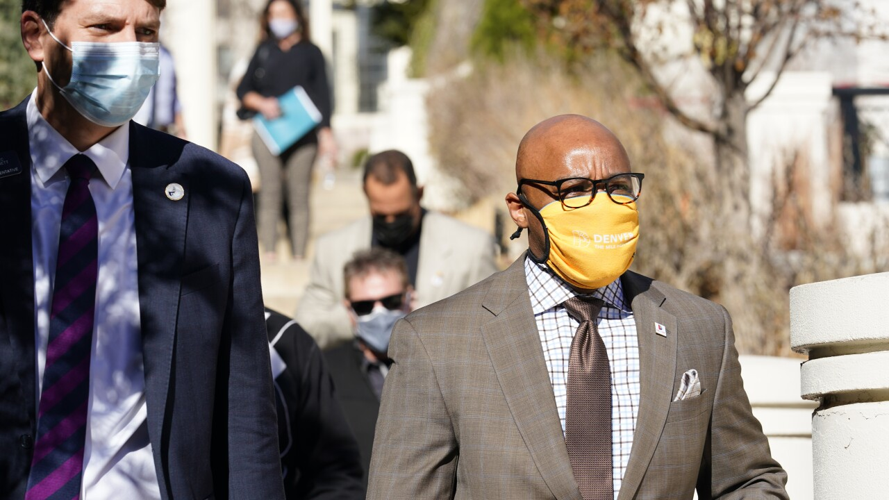 Hancock with mask_November 2020