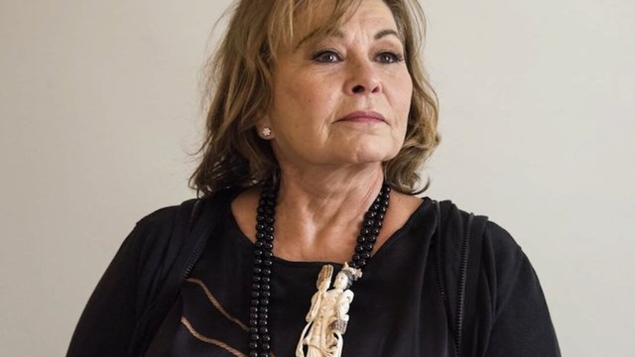 Roseanne Barr says she's moving to Israel when 'The Conners' premieres