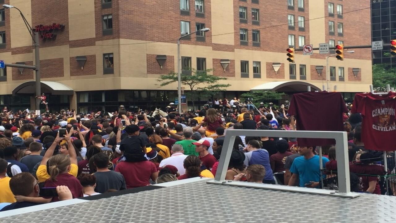 GALLERY | Cavaliers championship parade
