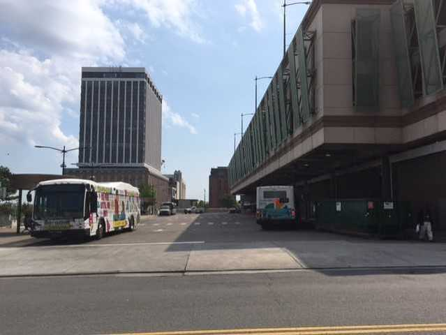 Photos: Music City Central Bus Station To Be Renovated