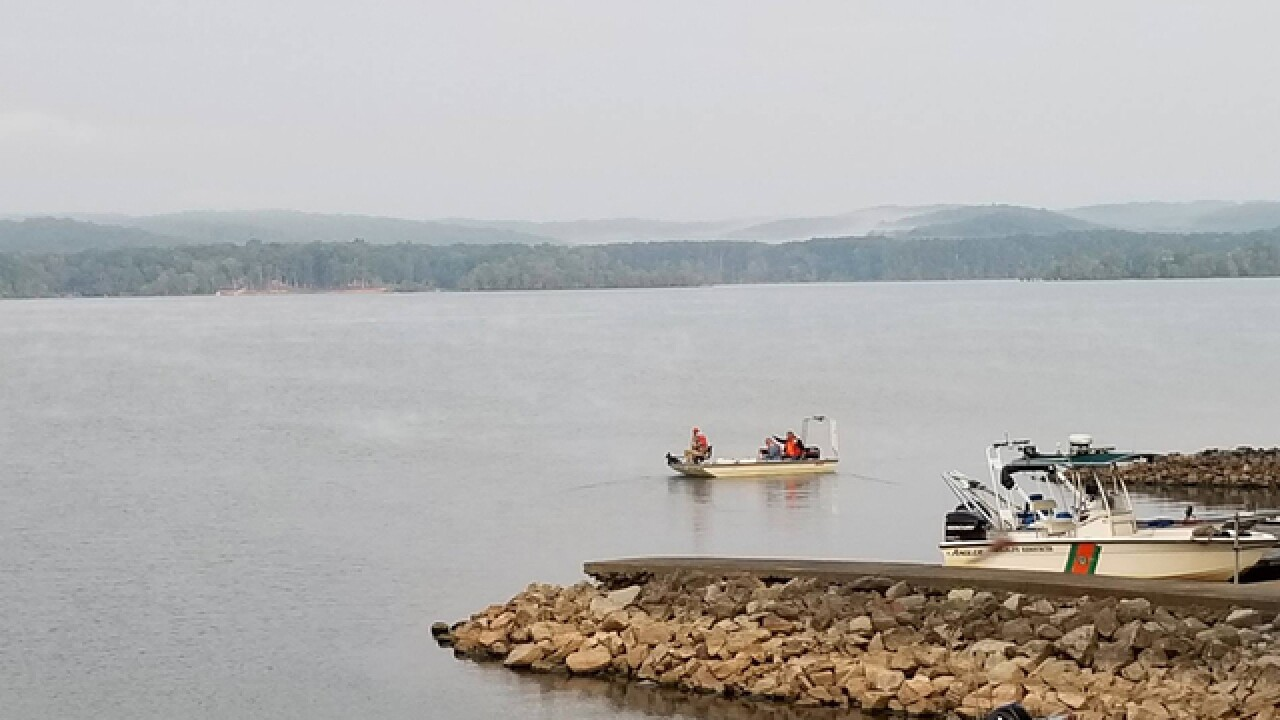 Crews Recover Man's Body From Kentucky Lake