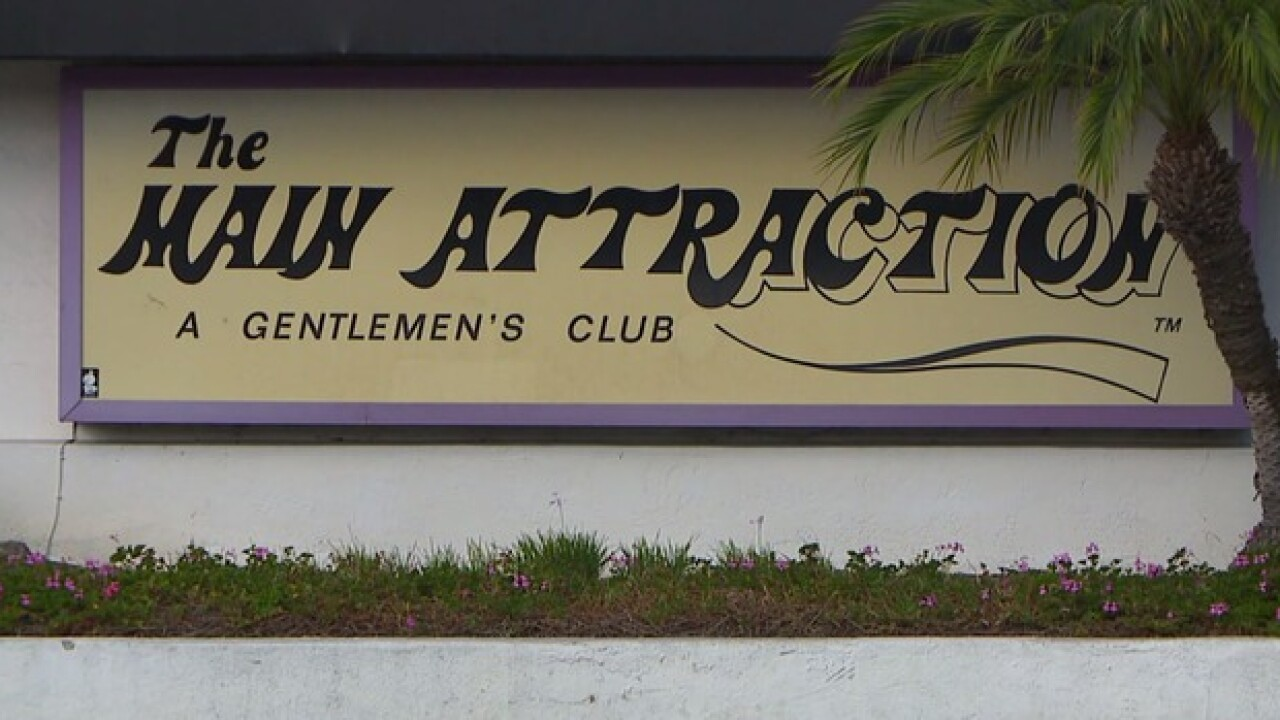 Strip Club to be replaced by apartment complex