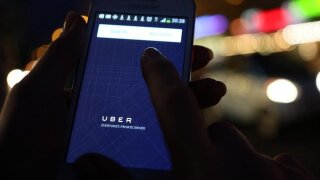 Uber launches feature that allows riders to report unsafe behavior in real time.jfif