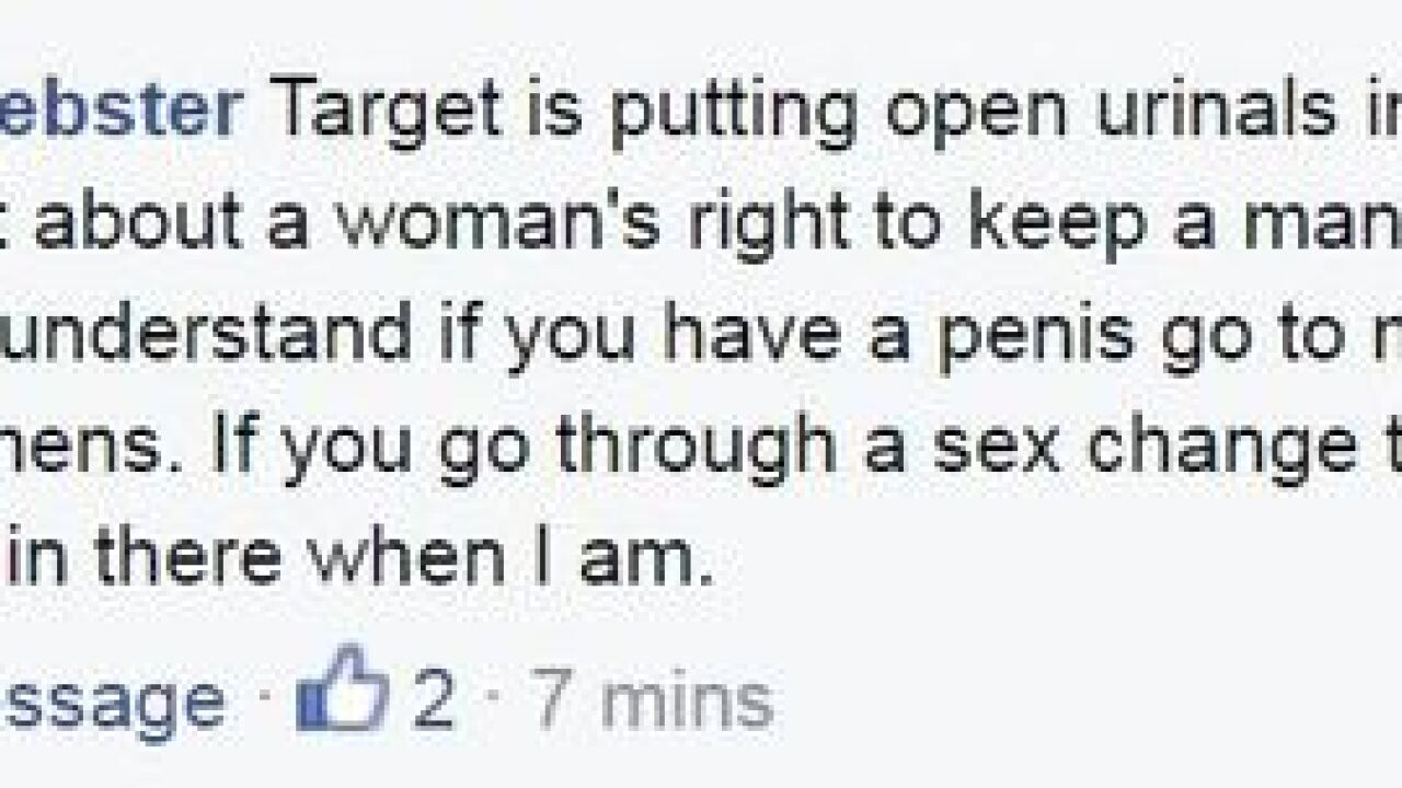 YOU REACT: Boycott Target over bathroom policy?