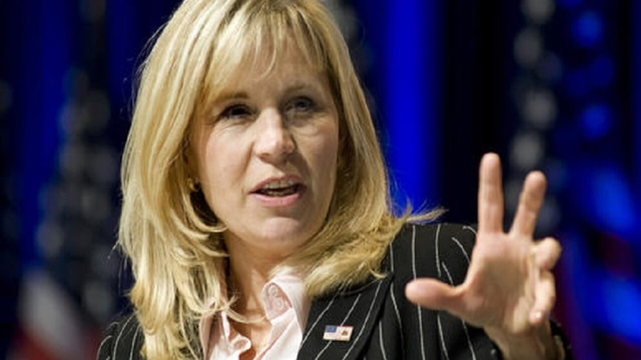 Liz Cheney wins primary for US House seat held by her father