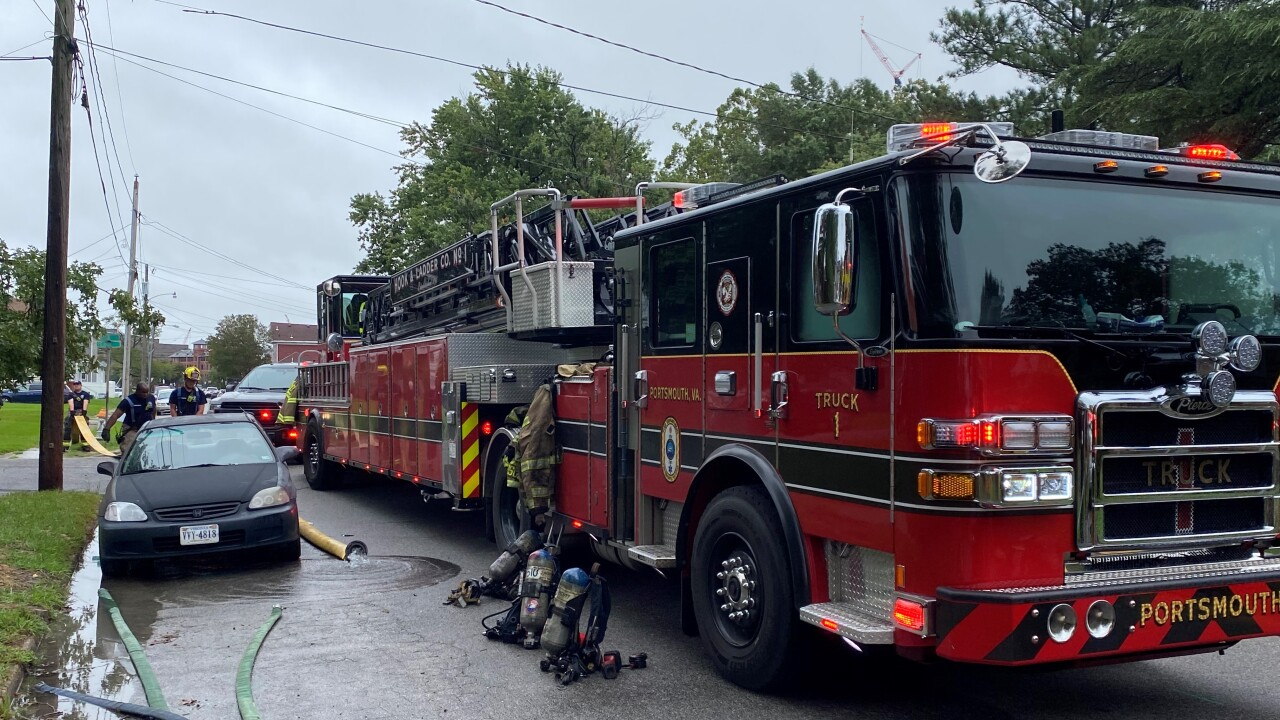 PT 1000 Centre Avenue house fire (June 29)