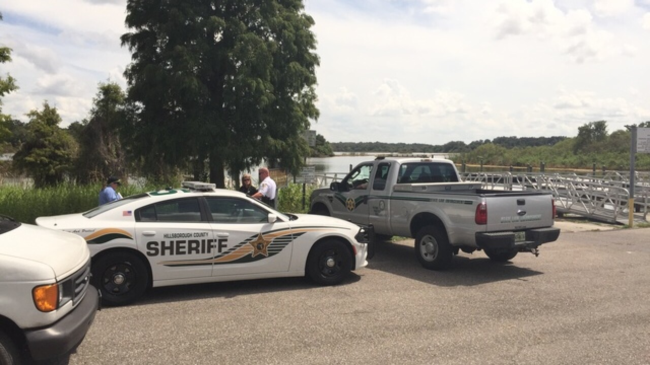 Unmanned boat discovered in Plant City