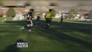 UYSA Game of the Week: U12 UCSC Alpine Aces VS Utah FC(03/29/2017)