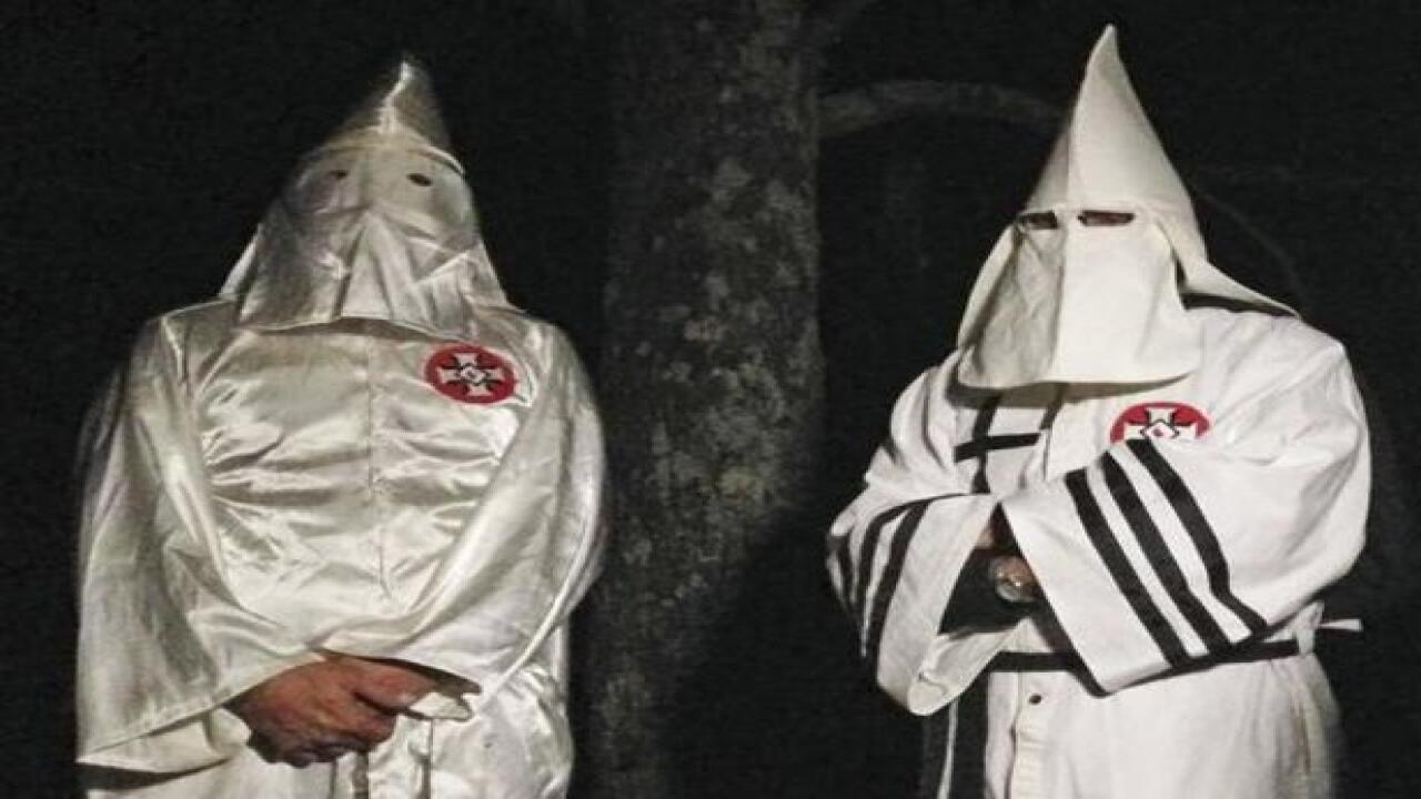 KKK denies white supremacist labeling