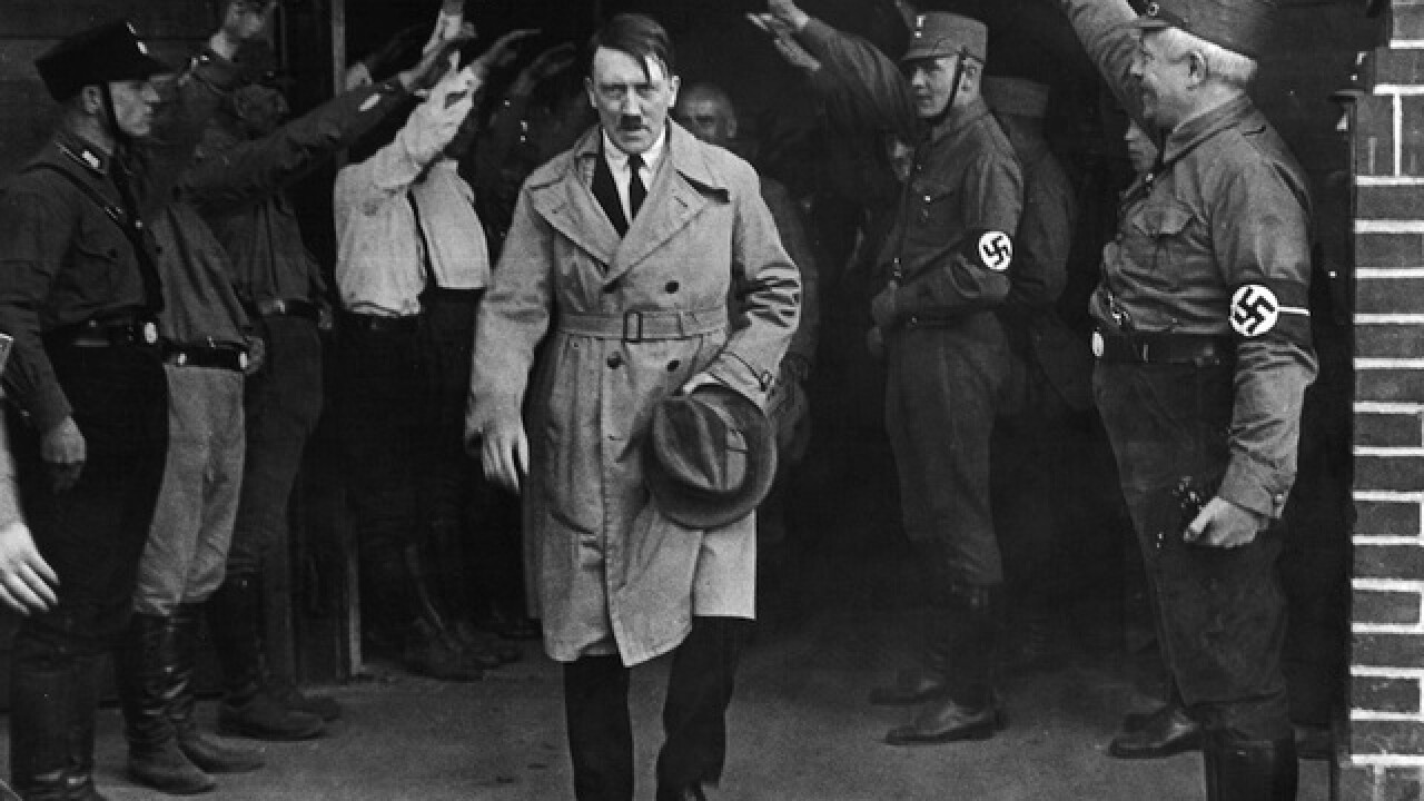 Prison records: Hitler enjoyed special treatment
