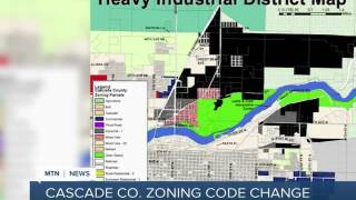 Cascade County planning board recommends adult-use marijuana zoning changes