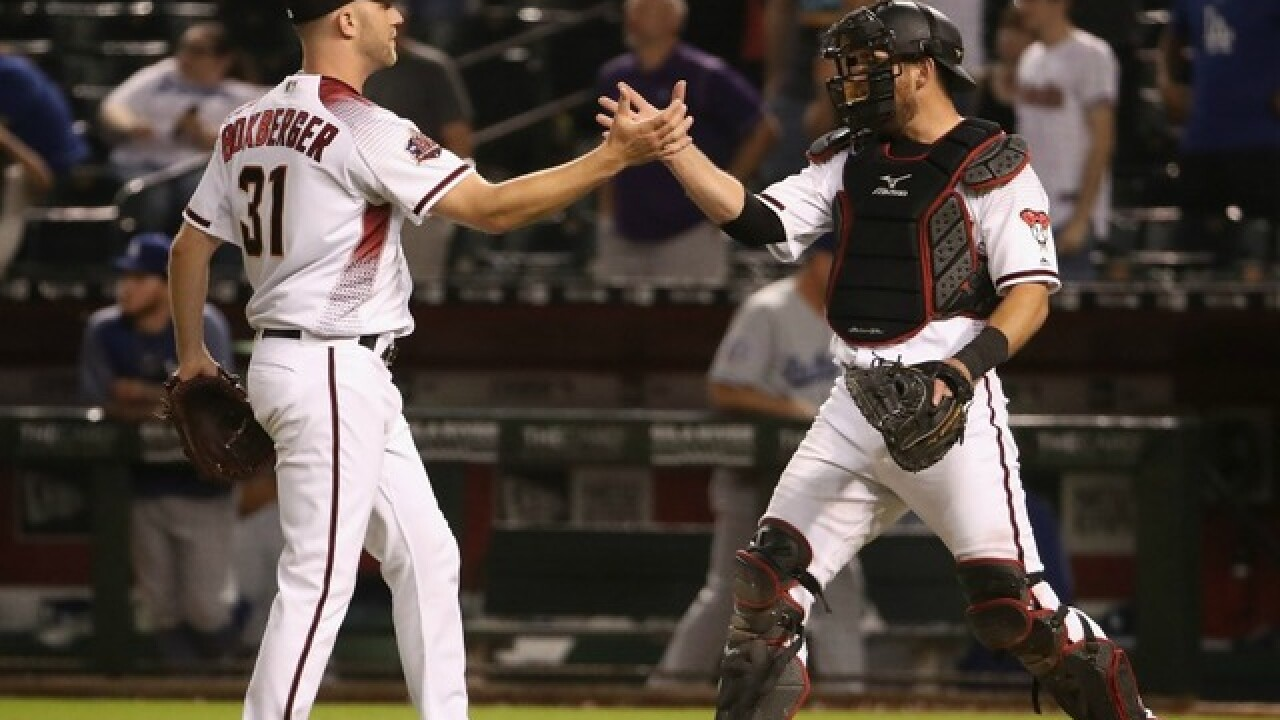 AJ Pollock hits 3 home runs, Diamondbacks beat Dodgers again