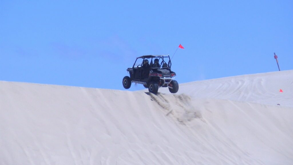 Man airlifted following ATV accident at Oceano Dunes