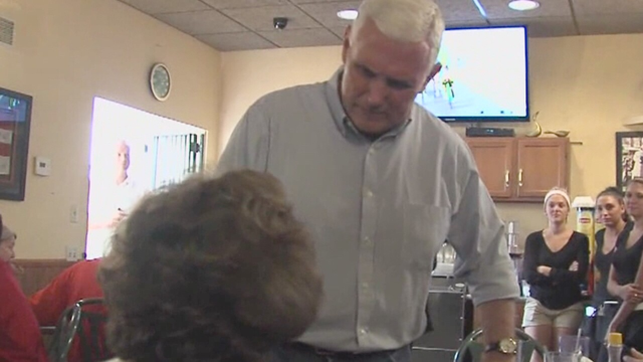Pence makes campaign stop in West Price Hill